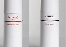 Coach Leather & Signature Fabric Cleaners