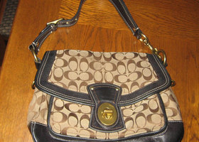 Coach Signature Ali - Gently Used - Authentic