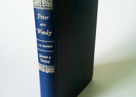Peter and Wendy - 1911 J.M. Barrie