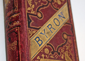 Late 1800s Byron Illustrated