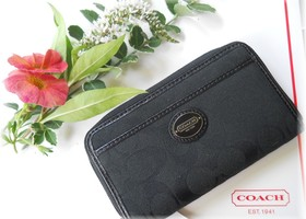Coach 64997 Legacy Black  Universal Case