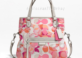 Authentic Coach Daisy Kaleidoscope Mia