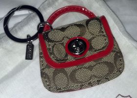 COACH Handbag Purse KEY CHAIN
