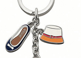 Coach Hats shoes Key Ring