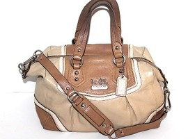 Coach Audrey Madison Spectator Satchel 14624