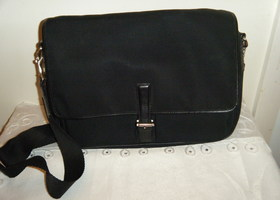 Coach Twill Messenger / Field Bag