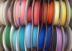 "20 Yards 3/8"" Grosgrain Ribbon"