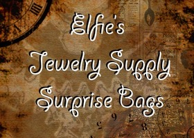 Themed Jewelry Supply Bag - 30% More Materials