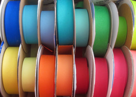 "10 Yards 7/8"" Grosgrain Ribbon"