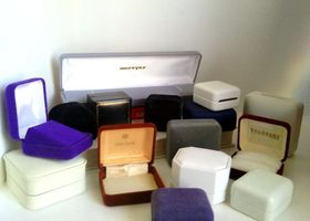 Jewelry Boxes for Rings, Earrings, Necklaces