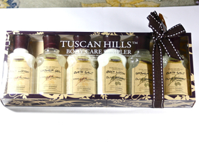 Tuscan Hills Body Care Sampler-Loaded