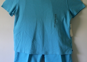 NWT Karen Scott 2-Piece Capri Pants & Tee Shirt Set