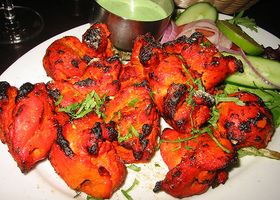 Chicken Tikka (Indian BBQ Spice Rub)