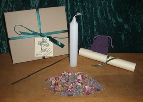 WEALTH and ABUNDANCE Spell Kit for MONEY Blessings