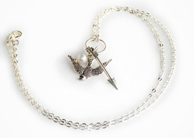 The Mockingjay Necklace - Hunger Games