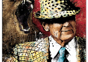 "Paul ""Bear"" Bryant's ""Bearing Crimson"" by Jeff Mitchell"