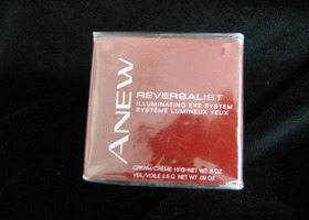 Anew Revitalist illuminating eye system
