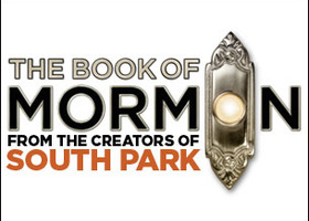 2 Tickets to The Book Of Mormon (Tue Oct. 30, 2012)