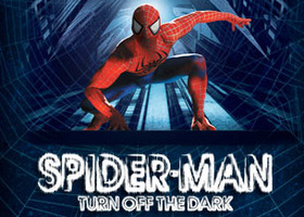 2 Tickets to Spiderman The Musical: Turn Off The Dark