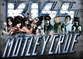 2 Tickets to THE TOUR 2012: KISS AND MÖTLEY CRÜE