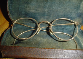 Antique Reading Glasses