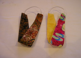 Set of Two Reversible Headbands - It's like getting 4 new headbands!