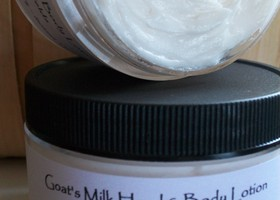 All Natural Lavender Goats Milk Hand & Body Lotion
