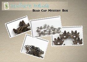 100 - 350 Bead Cap Assortment Mystery Box