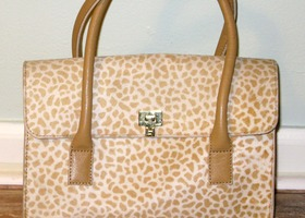 Lambertson Truex - Pony Hair Satchel