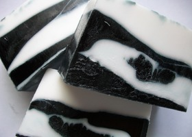 Yin Yang Lavender Patchouli Soap Bar