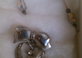 Ear rings and pin (very old)