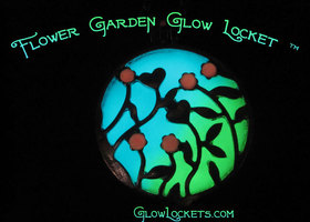 Flower Garden Glow Locket™