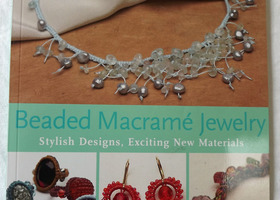 Book: Beaded Macrame Jewelry