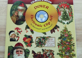 Christmas Clipart Book -- NO CD