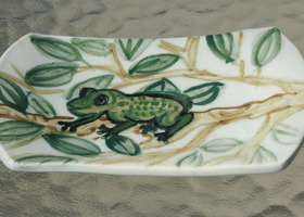 Froggy Soap Dish