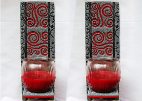 Unique Wall Candle Sconce
