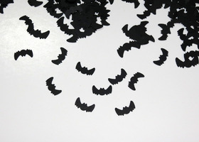 Bat Confetti - 450 Pieces