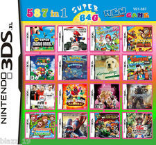 list of all ds games