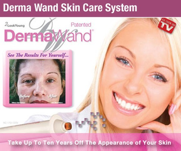 Derma Wand Kit By Dermawand Brand New Tophatter