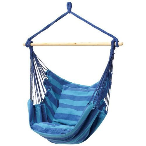Cotton Padded Swing Chair Hammock, Camping Hammocks